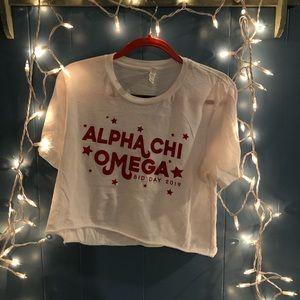 Alpha chi omega t shirt